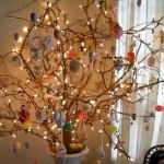 Jak udělat velikonoční stromek